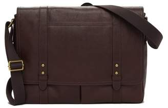 Fossil Travis Leather Messenger