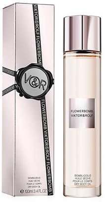 Viktor & Rolf Flowerbomb Dry Hair and Body Oil