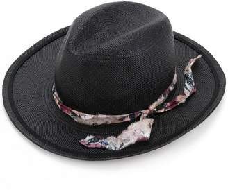 Undercover patterned band hat