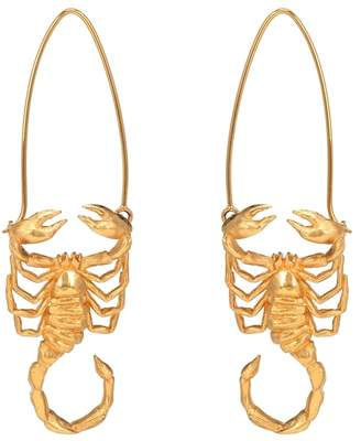 Givenchy Scorpion earrings