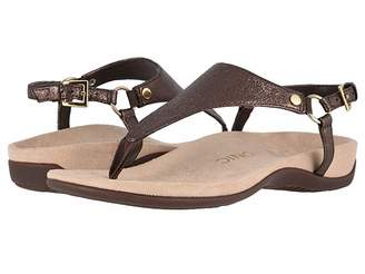 acb1f0463b9444 Vionic Arch Support Women s Sandals - ShopStyle
