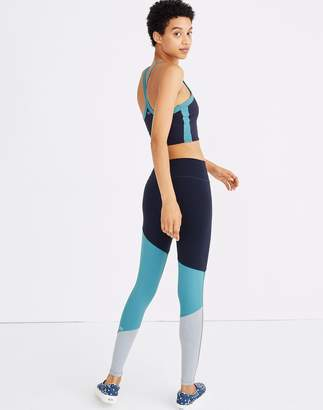 Madewell Splits59 Stadium Colorblock Leggings