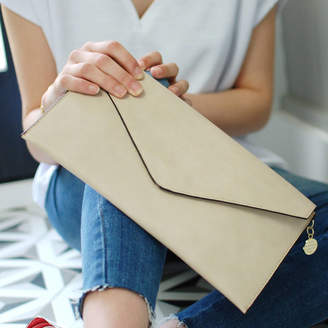 Bea Yuk Mui Penelopetom Personalised Brights Clutch Bag