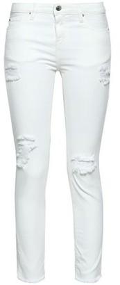 IRO Jarod Cropped Distressed Mid-rise Skinny Jeans