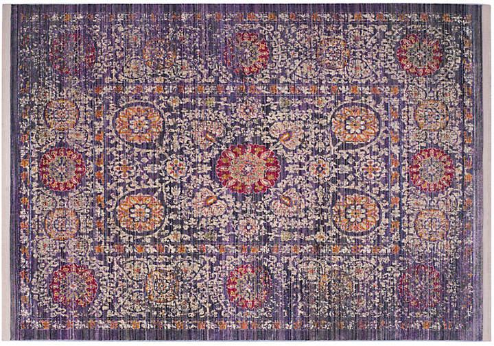 Zuzanny Rug - Lavender/Ivory - 4'x6'