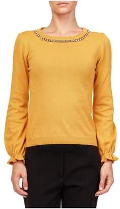 Moschino Lurex Sweater