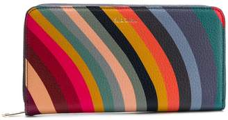 Paul Smith Black Label all-around zipped wallet