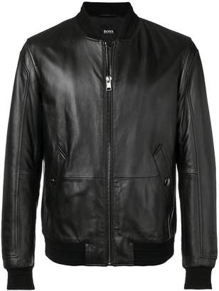 HUGO BOSS classic bomber jacket