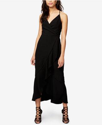 Rachel Rachel Roy Surplice Midi Dress $169 thestylecure.com