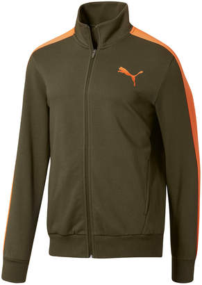 Puma Men Fleece Core Track Jacket