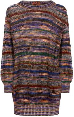 Missoni Lurex Zig Zig Sweater