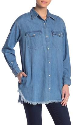 Levi's Naza Oversized Button Down Shirt