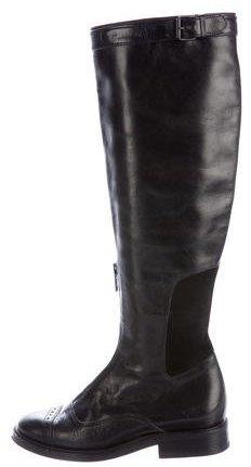 3.1 Phillip Lim3.1 Phillip Lim Leather Riding Boots
