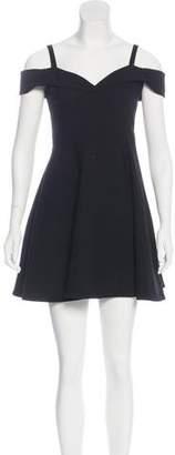 Cinq à Sept A-Line Mini Dress