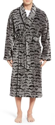 Men's Majestic International Cotton Terry Robe $115 thestylecure.com