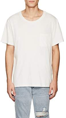 NSF Men's Patch-Pocket Cotton T-Shirt