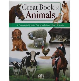 Mandmdirect.Com Great Book of Animals Multi