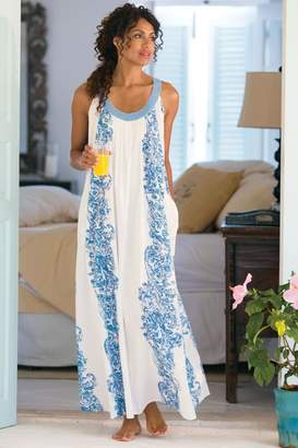 Soft Surroundings Summer Breeze Gown