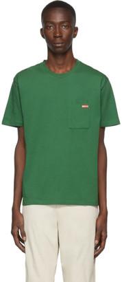 AFFIX Green Logo Pocket T-Shirt