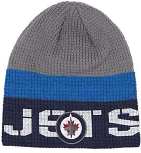 Reebok Winnipeg Jets Knit Beanie