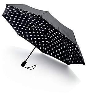 Saks Fifth Avenue Women's Logo Umbrella