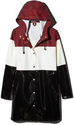 Stutterheim Mosebacke 1972 Color-Block Raincoat - 100% Exclusive