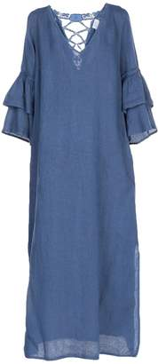 LA FABBRICA del LINO Long dresses - Item 34927207RA
