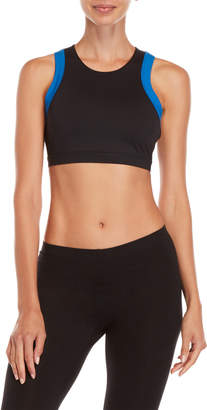 Juicy Couture 2fer Halter Sports Bra