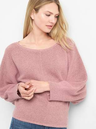Gap Textured boatneck pullover