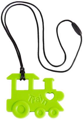 Nibbling Train Teether Toy