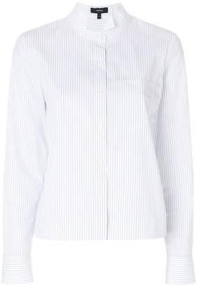 Theory pinstripe shirt
