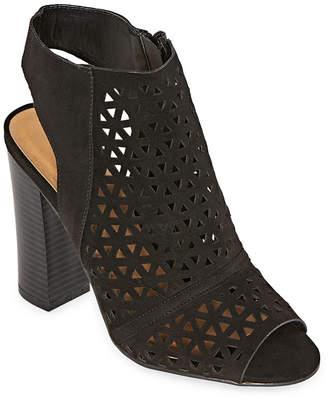 Bamboo Womens Faith 47s Heeled Sandals
