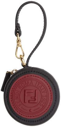 Fendi Black Market Bag Keychain