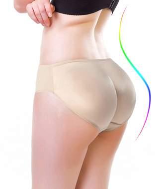 e73201b97 QIGAOZU Hot Shaper Boyshort Push Up Control Panties Women Big Ass Underwear  Fake Butt Pad Waist
