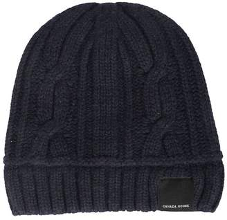 Canada Goose Knitted Beanie