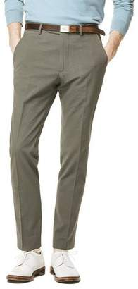 Todd Snyder White Label Seersucker Sutton Suit Trouser in Olive