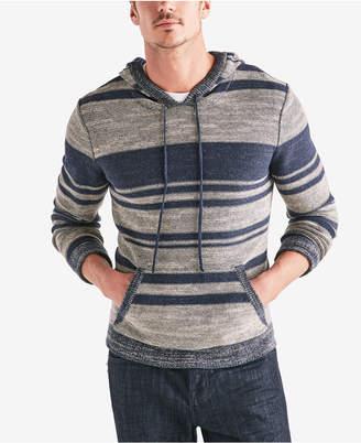 Lucky Brand Men's Blanket Stripe Hoodie