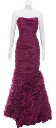 Jovani Ruched Evening Dress w/ Tags