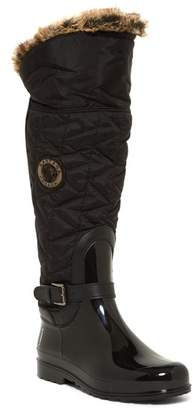 Santana Canada 'Clarissa' Waterproof Rain Boot (Women)