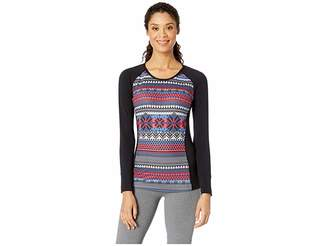 Hot Chillys MTF Sublimated Print Scoop Neck Top