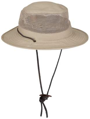 e9856eb858f Stetson Takani Mesh Top Drawstring Hat