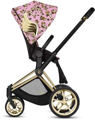 Baby Essentials Cybex x Jeremy Scott Priam Cherub Stroller