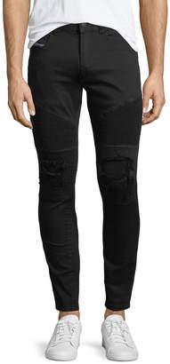 Nxp Men's Combination Slim Biker Pants