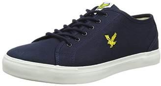Lyle & Scott Teviot Twill, Men's Sneakers, Blue (506 New Navy), (40 EU)