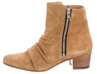 Amiri Pointed-Toe Ankle Boots