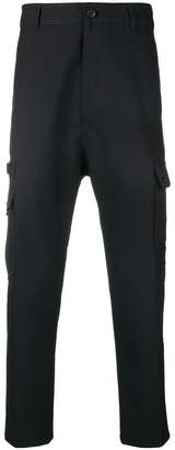 Diesel Black Gold side pocket trousers