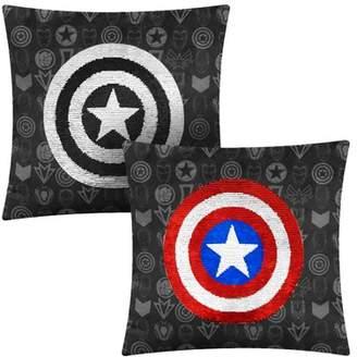 Marvel Avengers Sequin Reversible Throw Pillow
