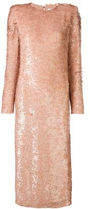 Givenchy sequined midi dress