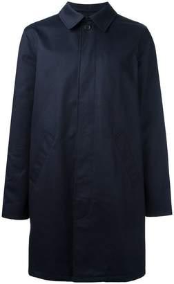A.P.C. 'Mac Ville' overcoat