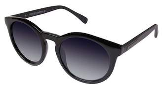 Vince Camuto Women's Round 54mm Acetate Frame Sunglasses